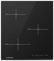 Панель индукционная MAUNFELD MVI45.3HZ.3BT-BK