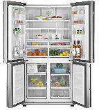 Отдельностоящий холодильник Тека NFE 900 X