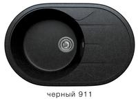 Мойка кварцевая Polygran Tolero R-116bl