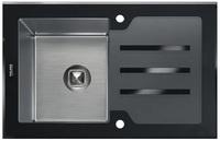 Мойка  стеклокерамическая Polygran Tolero TG-780 B