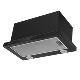 Кухонная вытяжка встраиваемая MAUNFELD TS Touch 50 черный