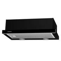 Кухонная вытяжка встраиваемая MAUNFELD VS Light Glass 60 черное стекло