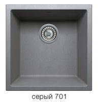 Мойка кварцевая Polygran Tolero R-128se