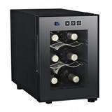 Уценённый винный шкаф Dunavox DAT-6.16C