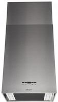Кухонная вытяжка Konigin Geometry Inox/Black Glass