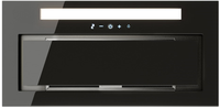 Кухонная вытяжка встраиваемая Konigin Navi Black Glass 60