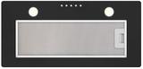 Кухонная вытяжка встраиваемая Konigin Skybox Black Glass 60