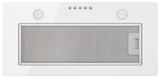 Кухонная вытяжка встраиваемая Konigin Skybox White Glass 60