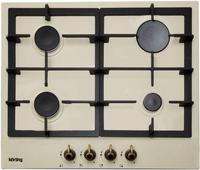 Варочная поверхность газовая Korting HG 660 CRB