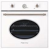 Духовой шкаф электрический встраиваемый Kuppersberg SR 605 W Silver