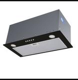 Кухонная вытяжка встраиваемая MAUNFELD Crosby Power 60 черный