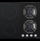 Варочная панель комбинированная MAUNFELD EEHG.642VC.2CB/KG