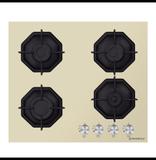 Варочная панель газовая MAUNFELD EGHG.64.2CBG\G