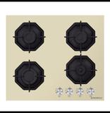 Варочная панель газовая MAUNFELD EGHG.64.2CBGI/G