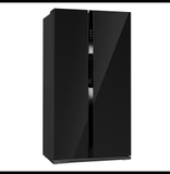 Холодильник отдельностоящий MAUNFELD MFF177NFB