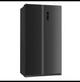 Холодильник отдельностоящий MAUNFELD MFF177NFSB