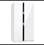 Холодильник отдельностоящий MAUNFELD MFF177NFW