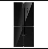 Холодильник отдельностоящий MAUNFELD MFF181NFB