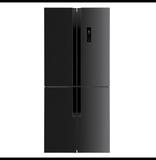 Холодильник отдельностоящий MAUNFELD MFF181NFSB