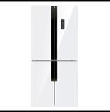 Холодильник отдельностоящий MAUNFELD MFF181NFW