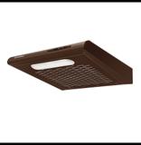 Кухонная вытяжка козырьковая MAUNFELD MPA 60 коричневый