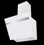 Кухонная вытяжка наклонная  MAUNFELD Medway 60 белый\вставка сатин