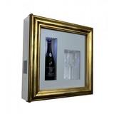 Настенный винный модуль-витрина QV12-B3150B