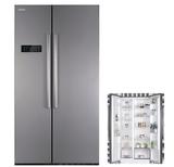 Холодильник отдельностоящий Side-by-Side Graude SBS 180.0 E