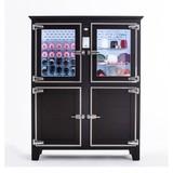 Шкаф для свежих продуктов TPA CONTEMPORARY 4CVVC TN/TN