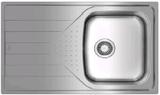 Мойка врезная Teka UNIVERSE 45 T-XN 1B 1D MATT