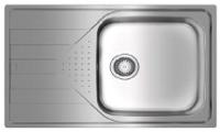 Мойка врезная Teka UNIVERSE 50 T-XP 1B 1D MAX MCTXT