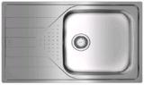 Мойка врезная Teka UNIVERSE 50 T-XP 1B 1D MAX POLISHED