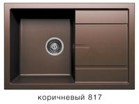 Мойка кварцевая Polygran Tolero R-112kr