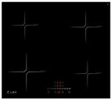 Варочная панель индукционная Lex EVI 640-2 BL