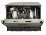 Посудомоечная машина компактная Flavia CI 55 HAVANA P5
