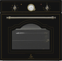 Духовой шкаф электрический Lex EDM 6070С BL