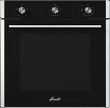 Духовой шкаф электрический Fornelli FEA 60 SOPRANO IX/Bl