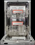Посудомоечная машина Kupprsberg GS 4502
