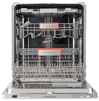 Посудомоечная машина Kupprsberg GS 6055