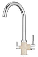 Смеситель Granula GR-3168 с краном под питьевую воду