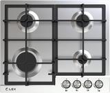 Варочная панель газовая Lex GVS 642 IX