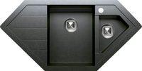 Мойка кварцевая Polygran Tolero R-114