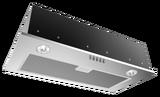 Кухонная вытяжка встраиваемая Konigin Inbox Plus Inox 60