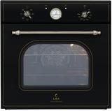 Духовой шкаф электрический Lex EDM 070С BL
