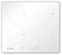 Варочная панель индукционная Lex EVI 640-1 WH