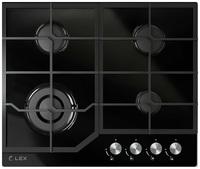 Варочная панель газовая Lex GVG 640-1 BL