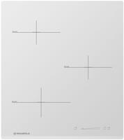 Панель индукционная MAUNFELD MVI45.3HZ.3BT-WH