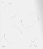 Варочная поверхность электрическая Fornelli PV 45 DELIZIA WH