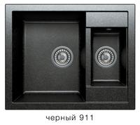 Мойка кварцевая Polygran Tolero R-109bl