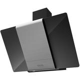Вытяжка наклонная KRONA TALLI 900 inox/black glass 3P